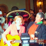 Nicola Sturgeon just could not resist that sombrero