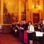 The Civic and Church Representatives