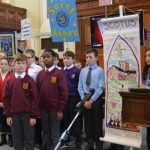 Some of the schools involved in the cantata