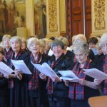 Some of the St. Mungo Singers