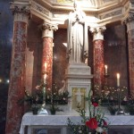 The Shrine of St. John in St. Aloysius