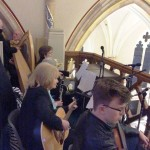 Some of the instrumentalists