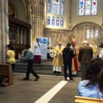 The Offertory Procession