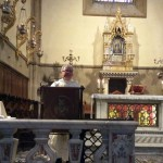 Mass in the Duomo Florence
