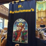St. Bartholomew's Banner announces the Cantata