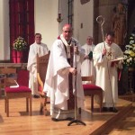 Archbishop Tartaglia at the St. Mungo Mass