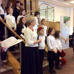 Members of Children's Singing Studio