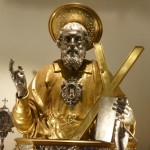 Reliquary of St. Andrew at Amalfi