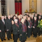 The St. Mungo Singers at the St. Mungo Mass
