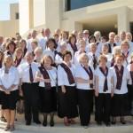 Choir at Naxaar