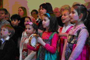 Ukrainian nightingale sings in Kelvingrove