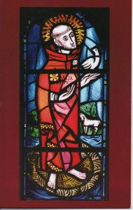 St. Columba Window, Rothesay